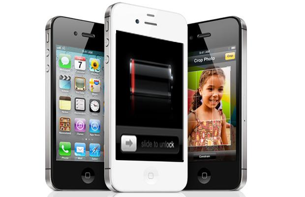 iPhone 4S iOS 5.2