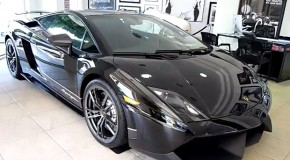 Video: 2012 Lamborghini Gallardo LP570-4 Superleggera