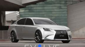 Gallery: The Lexus LF-GH Concept