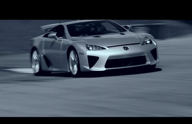 Lexus LFA Image