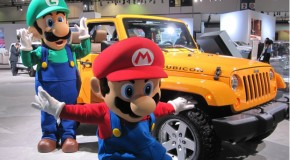 Gallery: Nintendo Brings Mario Kart To LA Auto Show