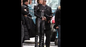 Milla Jovovich Suits Up To Kill Zombies In 'Resident Evil: Retribution' On-Set Pics
