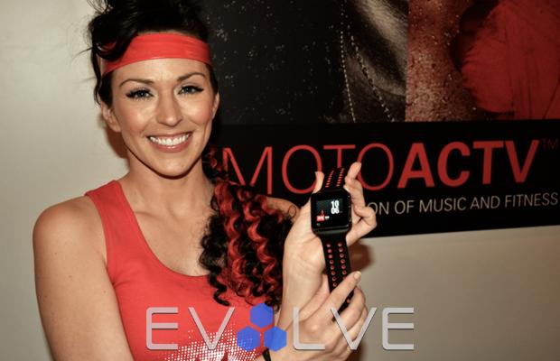 Motorola MOTOACTV preview
