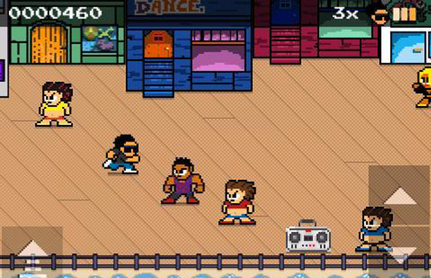 Pauly D Beat That Boardwalk Android Game