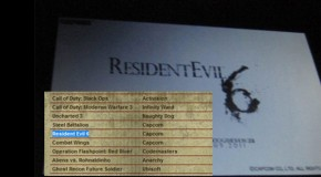Opps: Voice Actor Lists Resident Evil 6 On Resume