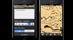 Skyrim iOS Map App Lets Gamers Track Their Adventures & More