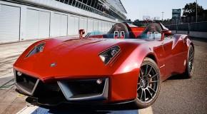 Video: Spada Codatronca Monza Bringing 720bhp Onto Race Track