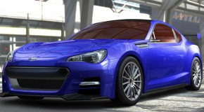 Stunner: Subaru BRZ Coupe Revealed In First Official Pics