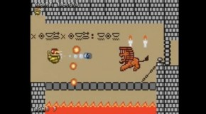 WTF: Super Mario Land Turns Into Side-Scrolling Shooter