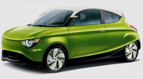 Suzuki's Three Concept Cars Unveiled For 2011 Tokyo Motor Show