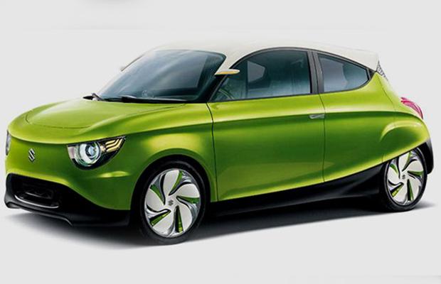 Suzuki Regina concept car