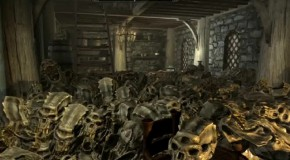 WTF: Skyrim Gamer Fills Home With Over 1,000 Troll Skulls