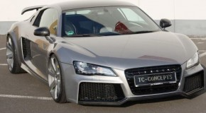 TC Concepts Builds Stunning Audi R8 Toxique