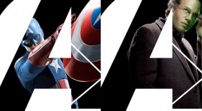 'The Avengers' Character Banners Assemble Online