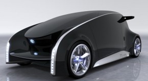 Crazy Concept: Toyota Fun-Vii Future Car