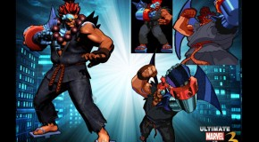 Pre-Order Ultimate Marvel vs. Capcom 3 From Amazon, Get Cyber-Akuma & Other Character Costumes