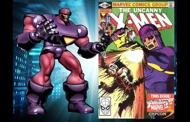 ultimate marvel vs capcom 3 sentinel skin