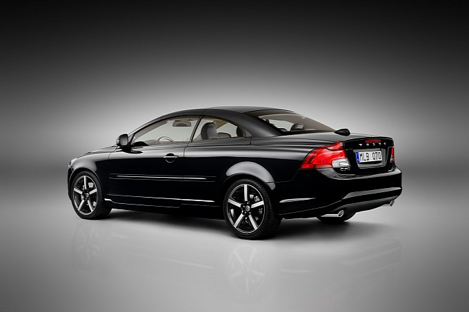 Volvo C70 Inspiration Edition Unveiled Coupe