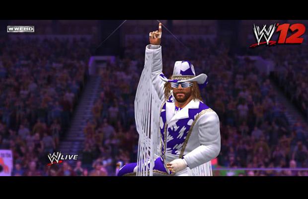 WWE 12 Macho Man Randy Savage
