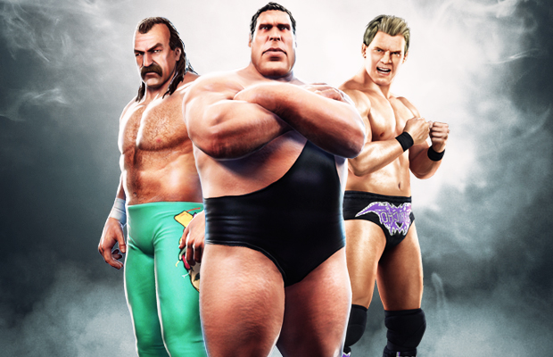 10 DLC Wrestlers WWE '12