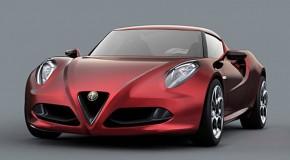Alfa Romeo 4C Due 2013, Priced At EUR45,000