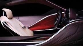 Lexus Teases Interior Of New Two-Door Coupe