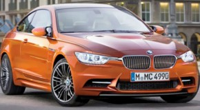 2014 BMW M4 Coupe Rendering Unveiled