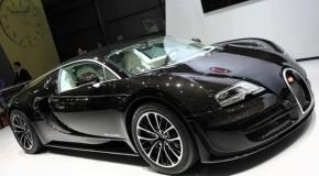 Spotted: Bugatti Veyron Super Sport Edition Merveilleux