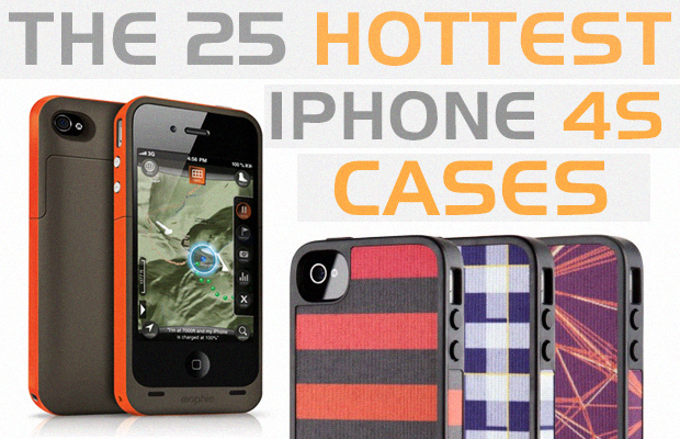 25 Hottest iPhone 4S Cases