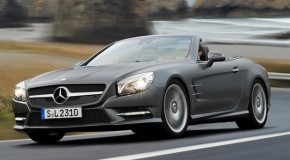 New Mercedes-Benz SL Unveiled As Leaked Images Hit The Net