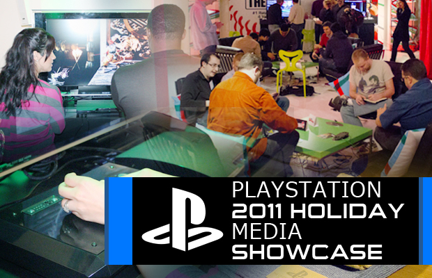 PlayStation 2011 Holiday Media Showcase