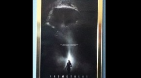 First 'Prometheus' Film Poster Spotted