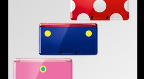 Mario, Peach, and Toad Nintendo 3DS Systems Headed To Europe