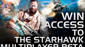 Giveaway: Starhawk Multiplayer Beta Access