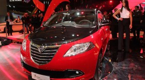 Chrysler Unveils New Lancia Ypsilon Red & Black Model
