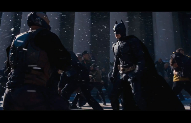Dark Knight Rises Screenshots
