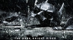 Official 'Dark Knight Rises' Poster Finally Unveiled!