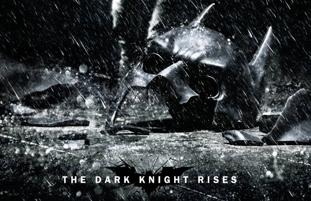 Dark Knight Rises Official Poster