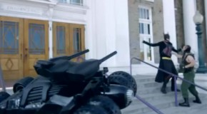 Hilarious 'Dark Knight Rises' Parody Trailer Pokes Fun of Soundtrack, Bane's Voice, & Well…Everything