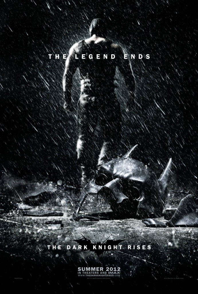 The Dark Knight rises Final Poster