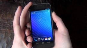 Video: Learn To Take Screenshots On The Galaxy Nexus