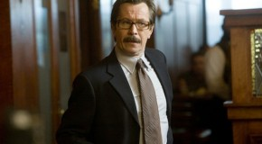 Gary Oldman Talks 'Dark Knight Rises' & Expectations