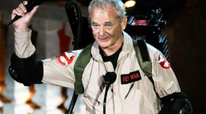 Did Bill Murray Shred 'Ghostbusters 3′ Script?