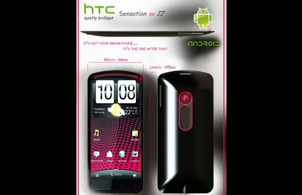 HTC Sensation EXII