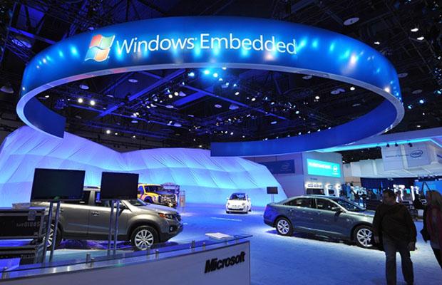 Microsoft 2012 CES