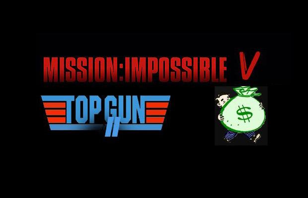 Mission Impossible V Top Gun II