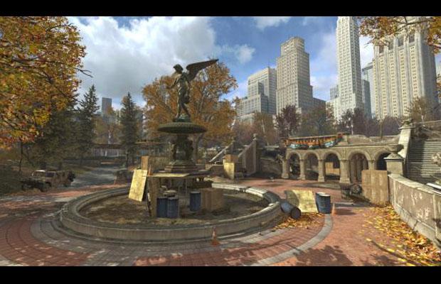 Modern Warfare 3 DLC Iamge