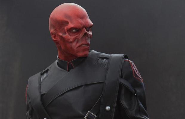 The Avengers The Red Skull