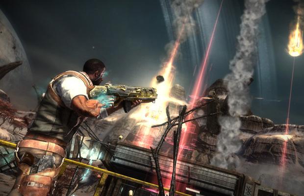 Starhawk PS3 Multiplayer Beta