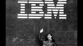 Steve Jobs Flips IBM The Bird In Newly Discovered Pic
